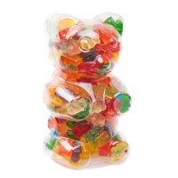 小熊形状容器软糖