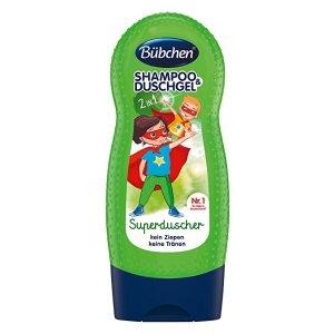 Bübchen婴儿洗发沐浴二合一