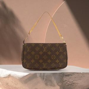 定价优势+变相9折!£225收老花包Louis Vuitton 中古包包热促 永恒经典高端时尚 超多老花款