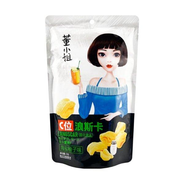 董小姐 C位浪斯卡 海盐柚子味 35g