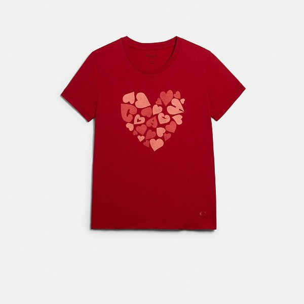 Heart T恤