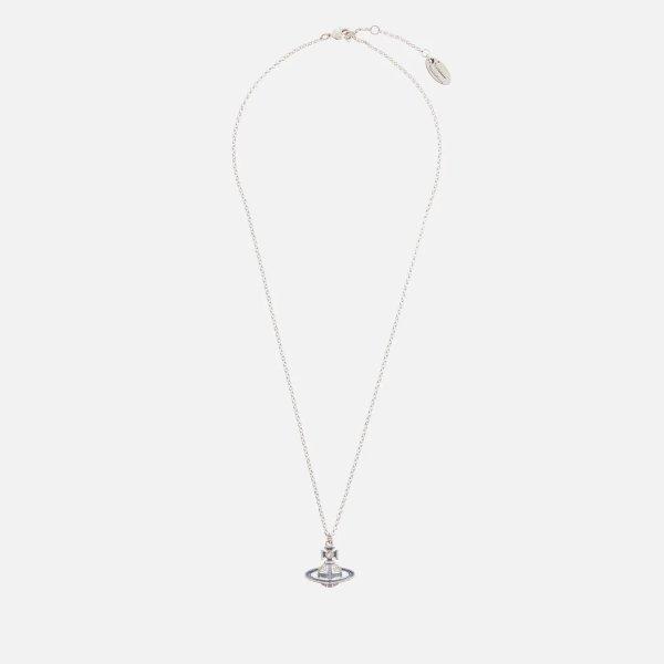 小土星项链