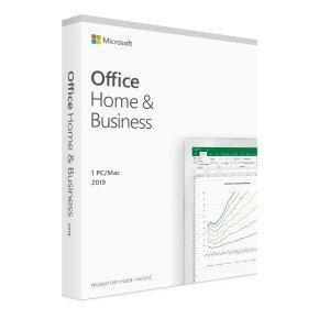 $99.99 Win10/Mac 都可用Microsoft Office 家庭&商业 2019版 单用户激活卡