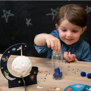 低至8折 0-16+岁都适合Kiwico 官网上新多款手工盒子 孩子宅在家快来做手工