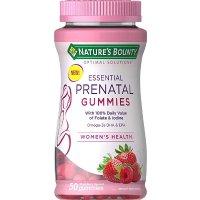 Nature's Bounty 孕前期综合软糖 50粒