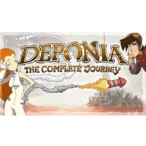免费《德波尼亚:完整旅程》PC 数字版 冒险解谜向