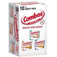 Combos 综合口味芝士卷心酥 0.93oz 12包