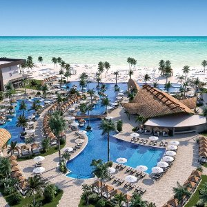 Free Upgrade + $200 Off Your 5th NightAll-Inclusive Hyatt Ziva Cap Cana Opening Sale