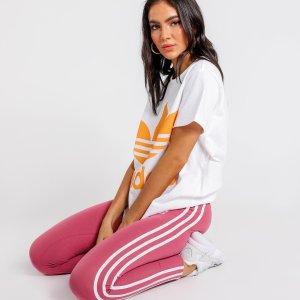 Adidas白色短袖