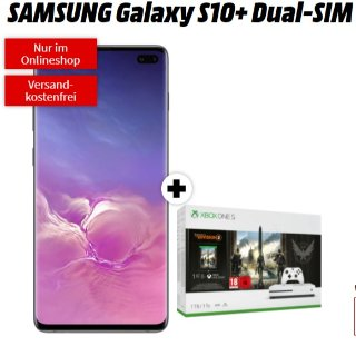 一次性购机费€79 送Xbox One S三星Galaxy S10 Plus超值合同