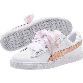 PUMA Basket Heart Metallic FS Wns Shoes