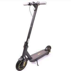 直降$240 超长续航全新Segway Ninebot MAX 电动滑板车
