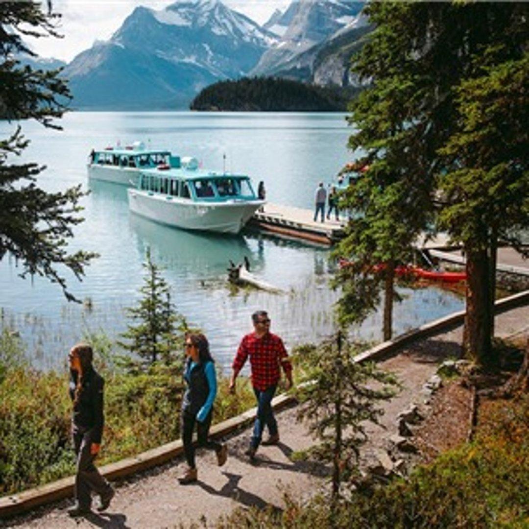 (5天)三大国家公园:班芙、贾斯珀、幽鹤+梦莲湖+玛琳湖+哥伦比亚冰原+可升级1晚班芙费尔蒙+入住度假山庄赠直升机体验、气泡湖
