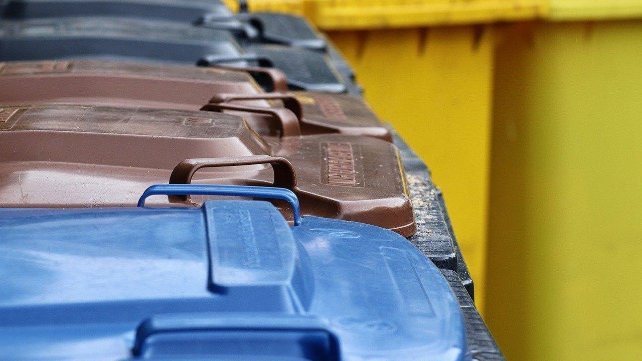 德国垃圾分类指南 | 各色垃圾桶科普、垃圾分类详解
