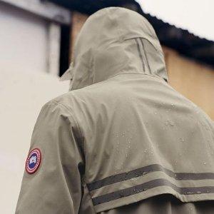无门槛85折 £344收夹克Canada Goose 大衣围巾热卖 早春外套上新装