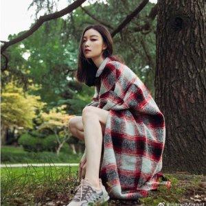 全场6折 €288收倪妮同款Isabel Marant 女明星都在穿的外套 今年秋冬时髦就要它