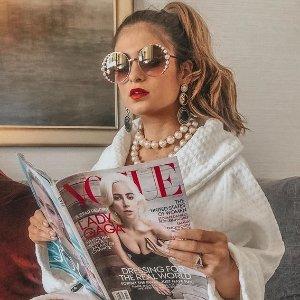 7折+满额减$50+免邮 收Dior、Celine、FendiSOLSTICE Sunglasses 大牌时尚墨镜流行热卖款