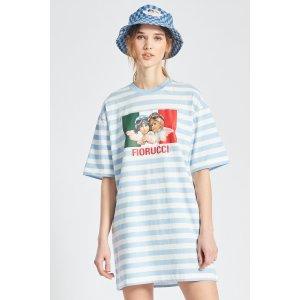 FiorucciT恤裙