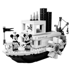 LegoNew ArrivalSteamboat Willie - 21317 | Ideas | LEGO Shop