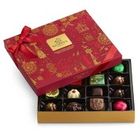 什锦巧克力节日礼盒 16颗