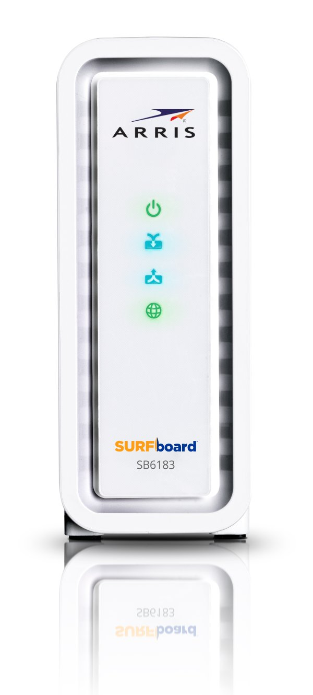 SURFboard SB6183 DOCSIS 3.0 调制解调器 翻新