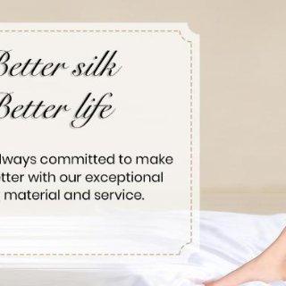 细腻丝滑的极致睡眠真的不贵- LILYSILK真丝床品测评