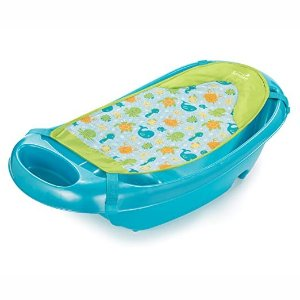Summer InfantSplish 'n Splash Newborn to Toddler Tub, Blue