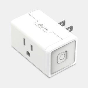 $14.99(原价$39.99)TP-Link Kasa WiFi 智能插头 更智能 更安全