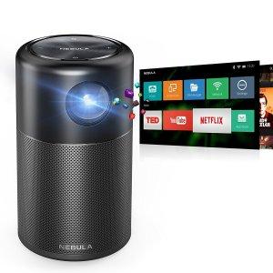 $248Nebula Capsule Smart Mini Projector