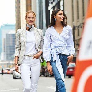 低至3折起RW & CO 春夏女装特卖会,加拿大本土小众性冷淡风