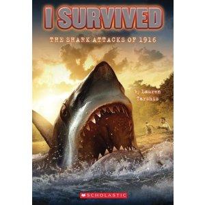我在1916年鲨鱼袭击幸存下来