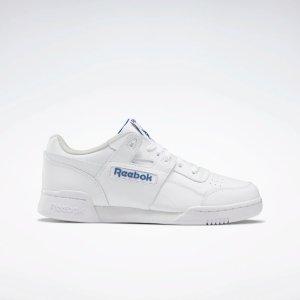 Reebok白色运动鞋