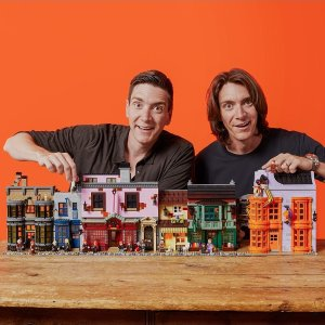 £24.99收哈利波特圣诞日历汇总:Lego 哈利波特系列汇总   构建你的魔法世界