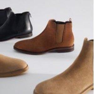 额外7折+免邮Aldo 精选美鞋美包折上折热卖 实用双肩包$26,百搭短靴$41