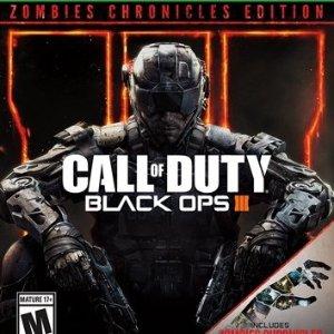 $12.99(原价$59.99)《使命召唤 黑色行动3 僵尸编年史版》Xbox One / PS4 实体版