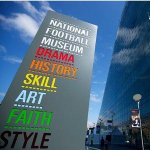 6折 酣畅淋漓的足球体验限今天:额外85折 曼彻斯特国家足球博物馆4人行套票 仅£15