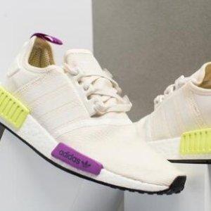 Adidasadidas Originals NMD R1男款潮鞋 轻快好穿高颜值