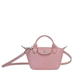 LongchampLe Pliage Cuir Top handle bag XS