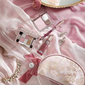 直邮美国到手价$103.5JILL STUART 2019 圣诞限量彩妆 套装 热卖