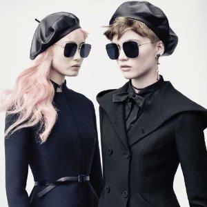 7折+免邮+送托特包 收Dior、Fendi等SOLSTICE Sunglasses 大牌时尚墨镜闪购特卖