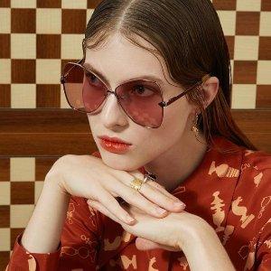Starting at $111.3Barneys Warehouse Select Karen Walker Sunglasses