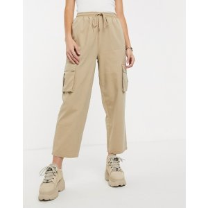 ASOS DESIGN pull on utility combat pants | ASOS