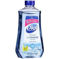 Dial 泡沫洗手液补充装 32 Fluid Ounces