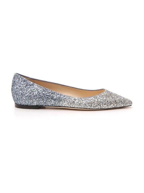 Romy Glitter芭蕾单鞋
