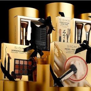 7折Sigma Beauty 节日礼盒套装热卖