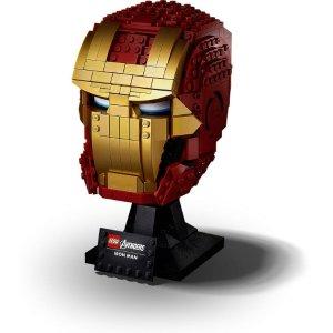 Lego可预订钢铁侠头盔 76165 | 漫威系列
