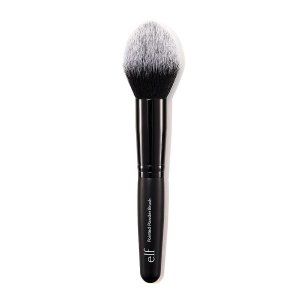 Pointed Powder Brush | e.l.f. Cosmetics- Cruelty Free