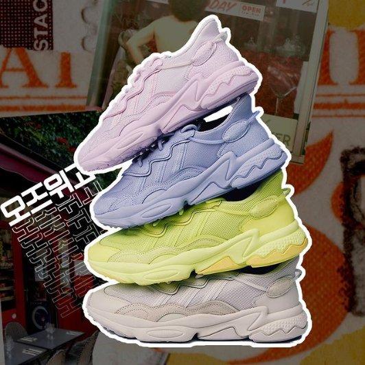 adidas OZWEEGO CELOX球鞋新上架adidas OZWEEGO CELOX球鞋新上架