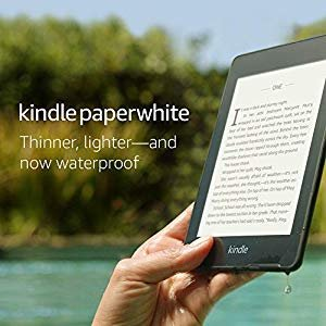$69.99起 送三个月Kindle Unlimited新Kindle Paperwhite 可防水+双倍空间, 新Kindle 加入灯光
