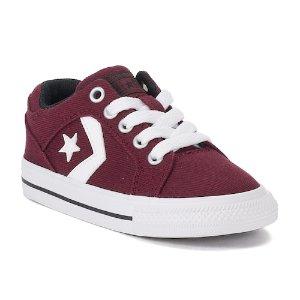 As Low As $17.5Converse Kids Shoes Sale @ Kohl's